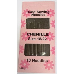 Chenille 18/22 Sewing Needles