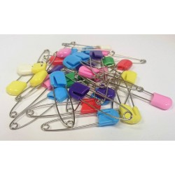53mm Nappy (Craft) Safety Pins