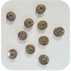 Machine Bobbins Metal 4 Hole
