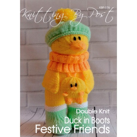 Duck in Boots, Festive Friends