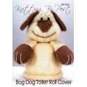 Bog Dog Toilet Roll Holder