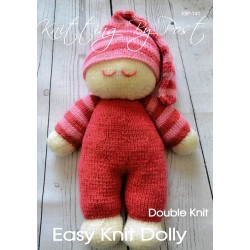 Easy Knit Doll