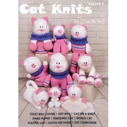 Cat Knits - Knitting Booklet