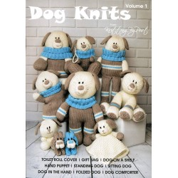 Dog Knits - Knitting Booklet