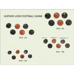 Leather Look Football Shanks