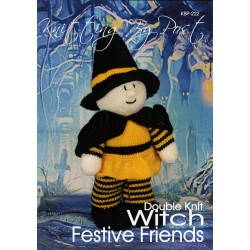 Festive Friends Witch