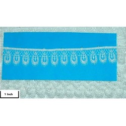 24mm Guipure Lace