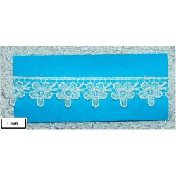 28mm Guipure Lace