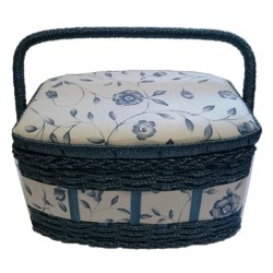 Oblong Sewing Box