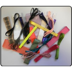 Ribbon Bundles Random X 100