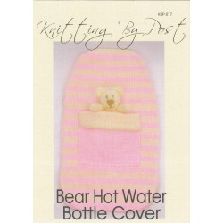 Bear Hot Water Bottle Cover
