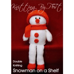 Snowman on a Shelf