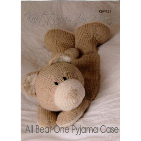 All Bear One Pyjama Case