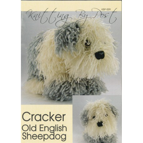 Cracker Old English Sheepdog