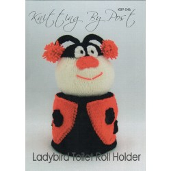 Ladybird Toilet Roll Holder